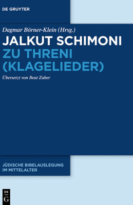 Jalkut Schimoni zu Threni (Klagelieder)