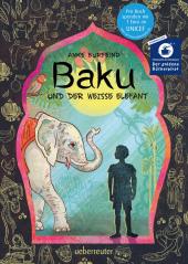 Baku und der weiße Elefant Cover