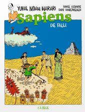 Sapiens - Die Falle, Graphic Novel