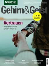 Gehirn&Geist 5/2021 Vertrauen