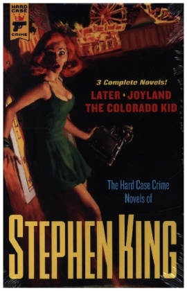 Hard Case Crime Stephen King Triple Collection Slipcase