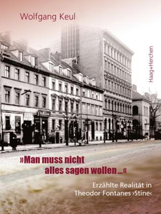 Keul, Wolfgang: Man muss nicht alles sagen wollen...