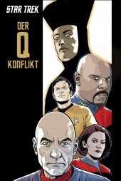 Star Trek Comicband 17: Q-Konflikt