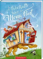 Die fabelhafte Welt der Mona Flint Cover