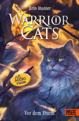 Warrior Cats. Die Prophezeiungen beginnen - Vor dem Sturm