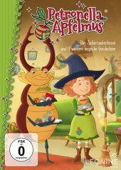 Petronella Apfelmus - Der Zaubersauberbesen und 9 weitere magische Geschichten, 1 DVD