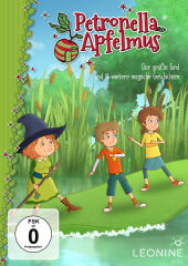 Petronella Apfelmus - Der große Fund und 8 weitere magische Geschichten, 1 DVD