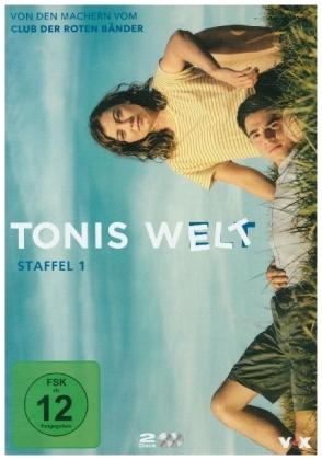 Tonis Welt, 2 DVD