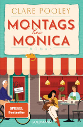Montags bei Monica Cover