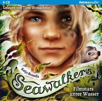 Seawalkers (5). Filmstars unter Wasser, 4 Audio-CD