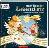 Mein liebster Liederschatz: Mit Bildern singen lernen Cover