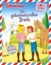Bibi & Tina Die geheimnisvollen Briefe Cover