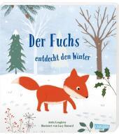 Der Fuchs entdeckt den Winter