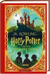 Harry Potter und der Stein der Weisen: MinaLima-Ausgabe (Harry Potter 1)