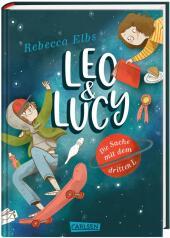 Leo und Lucy 1: Leo und Lucy: Die Sache mit dem dritten L Cover