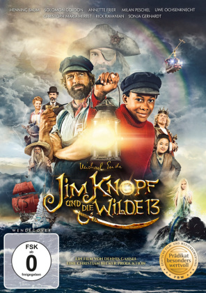 Jim Knopf und die Wilde 13, 1 DVD