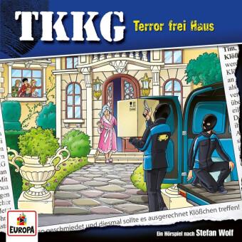 Ein Fall für TKKG - Terror frei Haus, 1 Audio-CD