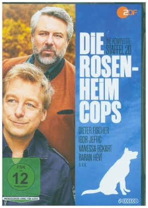 Die Rosenheim-Cops, 6 DVD