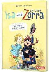 Isa und die wilde Zorra 1: Sei mutig wie ein Puma! Cover