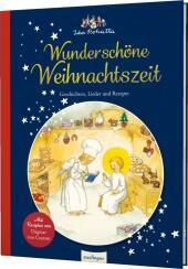 Ida Bohattas Bilderbuchklassiker: Wunderschöne Weihnachtszeit Cover