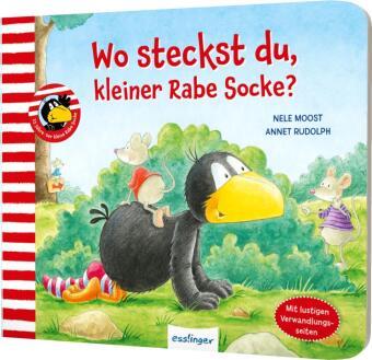 Der kleine Rabe Socke: Wo steckst du, kleiner Rabe Socke?