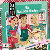 Die drei !!! - Adventskalender - Die Marzipan-Mission