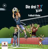 Die drei ??? Kids - Fußball-Diebe Cover