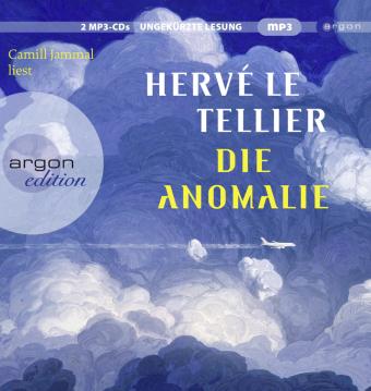 Die Anomalie, 2 Audio-CD, MP3