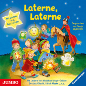 Laterne, Laterne, Audio-CD Cover