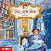 Das Bücherschloss. Der verzauberte Schlüssel, 2 Audio-CD Cover