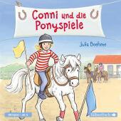 Conni und die Ponyspiele, 1 Audio-CD Cover