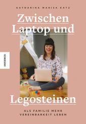 Zwischen Laptop und Legosteinen Cover