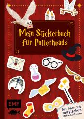 Mein Stickerbuch für Potterheads! Mit über 500 magischen Motiv-Aufklebern