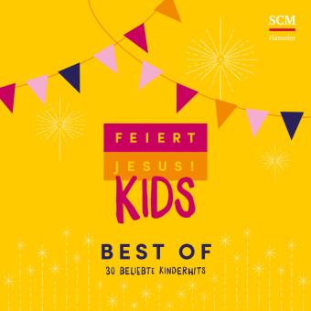 Feiert Jesus! Kids - Best of, Audio-CD