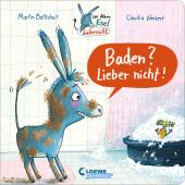 Der kleine Esel Liebernicht - Baden? Lieber nicht! Cover