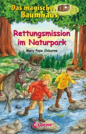 Das magische Baumhaus (Band 59) - Rettungsmission im Naturpark Cover