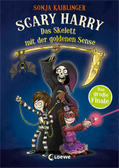 Scary Harry (Band 9) - Das Skelett mit der goldenen Sense