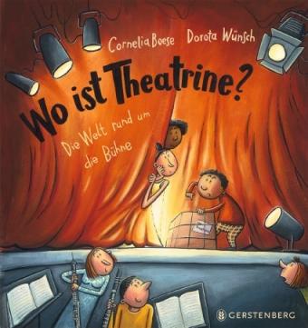 Wo ist Theatrine?