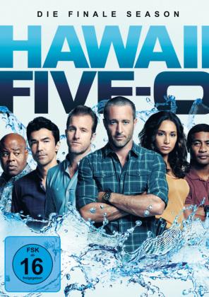 Hawaii Five-0, 5 DVD