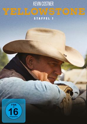 Yellowstone, 3 DVD