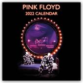 Pink Floyd - Offizieller Kalender 2022 - 16-Monatskalender