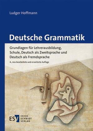 Hoffmann, Ludger: Deutsche Grammatik