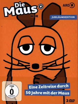 Die Maus - Jubiläumsedition, 1 DVD