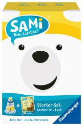 Ravensburger 00096 - SAMi, dein Lesebär, Starter-Set - Der größte Schatz der Welt, für Kinder ab 3 Jahren Cover
