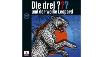 Die drei ??? - Der weiße Leopard, 1 Audio-CD