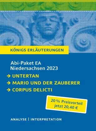Abi-Paket EA Niedersachsen 2023