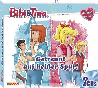 Bibi & Tina - Special Getrennt auf heißer Spur, 1 Audio-CD