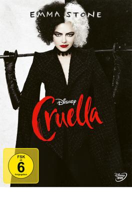 Cruella, 1 DVD