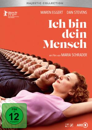 Ich bin dein Mensch, 1 DVD