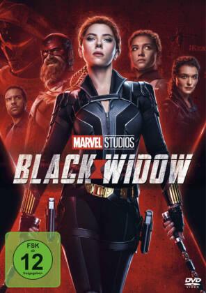 Black Widow, 1 DVD